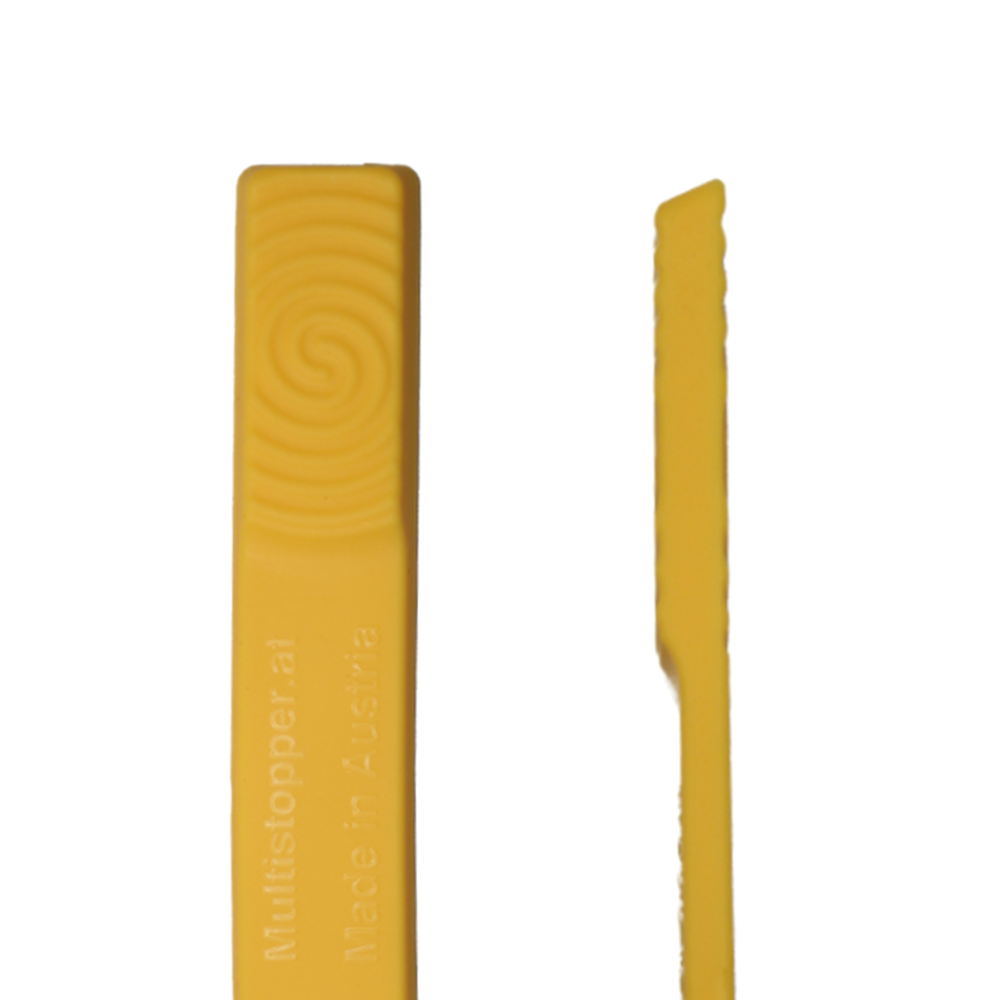 Multistopper gelb